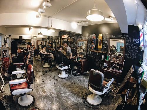 Hair House by Adam Chan