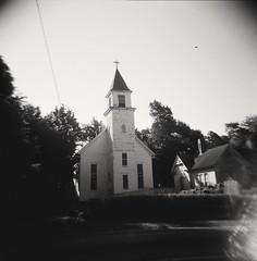 Caretaker (Scott Farrar - dsfdawg) Tags: historic rural church catholic churches georgia explore exploregeorgia hrcga dsfdawg south southern forgotten abandoned preservation locust grove