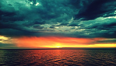 Haze1 (Thought Knots Design) Tags: thought knots design photography antigonish nova scotia canada atlantic ocean water sea gulf east coastal coast sun tkd maritime maritimes sunrise sunset cloud clouds sky skies