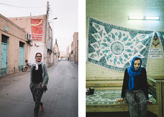Isfahan (Paulina Wierzgacz) Tags: isfahan esfahan iran persia persiangulf asia travel explore discover people reportage documentary journey trip portrait city street streets traveller travelling tourist