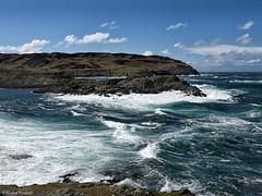 17 - Rough (manxmaid2000) Tags: island storm coast coastal rough sea waves irishsea isleofman calfofman iom manx ocean rock wave weather seaside shore outdoor water seascape sound strait tide tidal current