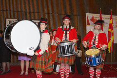 LSP Macedonian President (283) (Bruce MacRae) Tags: centre ottawa president arts macedonia reception national fraser lois macrae highlanders 78th siegel ivanov gjorge