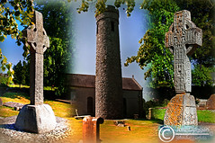 St James 97060613. (johndugganfoto) Tags: ireland roundtower castledermot highcrosses johndugganfoto ei8frb vigilantphotographersunite stjameschurchofireland