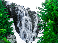 Beautiful Myrtel Falls (spciverson25) Tags: mountain landscape waterfall spring