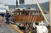Børøysund 080803-11 Trondheim (JonR31) Tags: trondheim damp brattøra veteranbåt dampskip børøysund