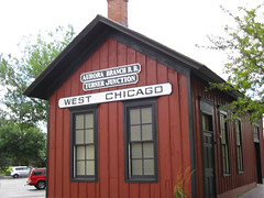 West Chicago Station Photo
