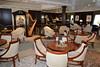Salon MOSAIC CAFE (Pont 5) - Visite de l'AZAMARA QUEST - Cérémonie de bienvenue - 20 aout 2013