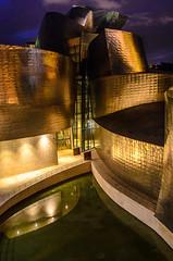Muse Guggenheim Bilbao (Laetitia LOUBET) Tags: musee bilbao guggenheim