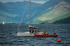 (Zak355) Tags: rescue clyde emergency rnli rothesay isleofbute largslifeboat