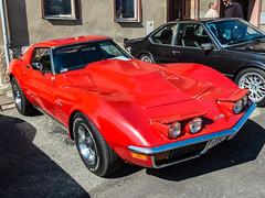 Chevrolet Corvette Stingray ZR2 (The Adventurous Eye) Tags: classic chevrolet car stingray meeting corvette elegance zr2 tišnov 2013