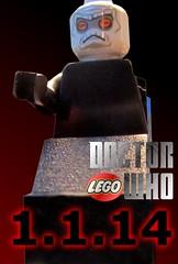 LDW Series Poster 5: Davros (LFP Animations) Tags: season poster one 1 lego who 5 five doctor series davros 2013 thelegofan321