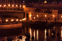 Ring of Fire in Waterplace Basin