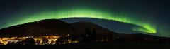 Aurorapanorama (Terje Nesthus) Tags: panorama aurora voss auroraborealis