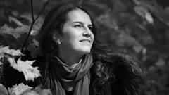 Portrait of redheaded woman near Riga (Saulkrasti) (DeusXFlorida (11,059,330 views) - thanks guys!) Tags: autumn red portrait woman girl beauty nikon longhair latvia redheaded riga easterneurope 105mm saulkrasti nikon105mmf25 baltik d3x baltakapa nikond3x deusxflorida