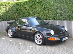 cars 911 turbo porsche carrera 964