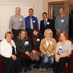 "<b>1988 #12</b><br/> Front Row: Holly Long-DeWolf, Kimberly (Hornseth) Johnson, Yvonne (Vikdal) Bintz, Pam Doorenbos, Diane (Anderson) Dhillon. Back Row: Scott Frankwick, Lee Stock, Dave Wrightsman, Nate Meyer. <a href=""http://farm6.static.flickr.com/5499/10422460066_97120c8858_o.jpg"" title=""High res"">∝</a>"