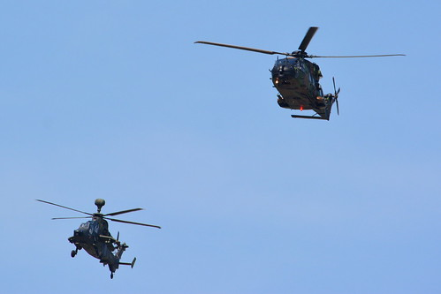 Eurocopter Tiger and NH90 TTH