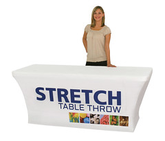 Fabric Table Cover | Signarama | Stretch 6FT