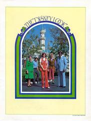 1977 The Disney Look - cover (Tom Simpson) Tags: disneyland disney guide manual 1970s 1977 dresscode vintagedisneyland vintagedisney thedisneylook