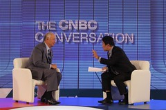 The CNBC Summit Malaysia 2013, The CNBC Conversation with Prime Minister Malaysia