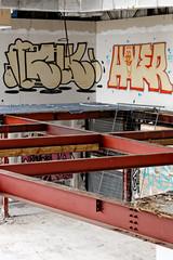 Indus (Kolini Photo) Tags: life street old streetart magasin streetphotography bretagne tags exploration nantes 44 boulangerie urbain graffitis urbex industriel désaffecté