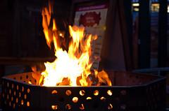 i am on fire (xfoTOkex) Tags: berlin germany fire nikon bright burning 28 tamron 2470 d5100