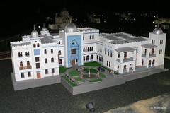 Бахчисарай - выставка Крым в миниатюре