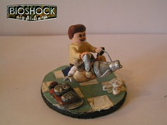 BioShock - Jack Ryan (timoutimtim) Tags: game jack video lego ryan character andrew gaming videogame custom deviantart chemical splicer thrower bioshock autodiary