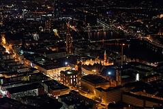 Frankfurt (CdL Creative) Tags: tower night canon germany geotagged eos frankfurt main hesse 50d cdlcreative 60311 geo:lat=501122 geo:lon=86719