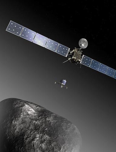 """La hazaña de la sonda Rosetta, narrada al """"estilo Carlos Herrera"""""""