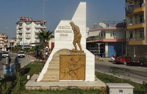 Ataturk and wrestling