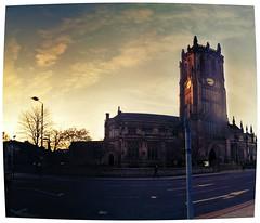Day 254 Leeds church (Alastair Montgomery) Tags: church photo google leeds sphere 365 photosphere nexus5 flickrandroidapp:filter=iguana