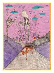 (Lionel Ruiz) Tags: illustration dg ilustración uba morfo fadu dibus longinotti longi morfología morfo1 morfolongi