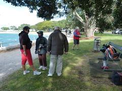 Petanque by the sea (Sandy Austin) Tags: newzealand sport auckland northshore northisland leisure petanque devonport sandyaustin panasoniclumixdmcfz40