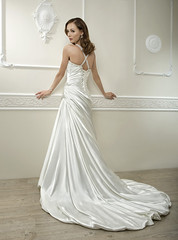 The bride I'd Love to Be! (Sabrina Satin1) Tags: feminine bridal satin effeminate bridalfantasy crossdressingfantasy