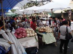 Chatuchak weekend market - Banglok