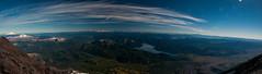 Vall llac Tromen (faltimiras) Tags: patagonia argentina de volcano los andes neuquen volcan lanin junin volca