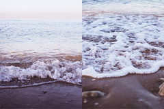 the sea (Elle.S.) Tags: ocean life travel sea shells love water canon poetry salt follow arabic arab foam traveling beirut shores nizarqabbani eos60d