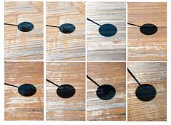 Manual dodge (cbonney) Tags: wet darkroom burning dodge dodging