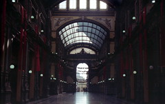 Galleria Principe di Napoli (nuamba) Tags: street color film kodak napoli ricoh kr10x galleriaprincipedinapoli nuamba