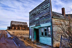 post office Galata Montana (Pattys-photos) Tags: abandoned broken montana neglected derelict decayed ramshackle dilapidated fallingdown galata