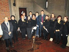 """sancrisostomomilano_il coro giovani_20131225 • <a style=""""font-size:0.8em;"""" href=""""http://www.flickr.com/photos/82334474@N06/12235395596/"""" target=""""_blank"""">View on Flickr</a>"""