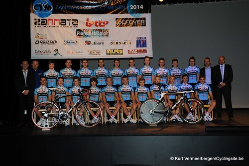 Zannata Lotto Cycling Team Menen (8)
