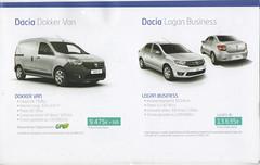 Dacia brochure (Nutrilo) Tags: brochure dacia