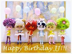 Happy Birthday JJ!!!