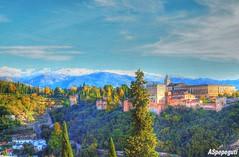 Alhambra de Granada (ASpepeguti) Tags: olympus granada albaicin zd1454mm e620 aspepeguti noviembre2011 desdeelmiradordesannicolas photomatxpro42