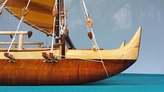 Hokule'a 5/11/14 (hawaiiancanoes) Tags: outrigger hokulea tikopia racingcanoe pirogueabalancier tipairua hawaiianvoyagingcanoe samoancanoe hawaiianvoyagingsociety fidjidrua