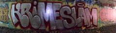 Krime Slam FOREIGN (fresh outta slums..) Tags: graffiti oakland bay slam team san francisco mob cnn area foreign 007 kod 2014 krime