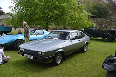 DSC_0828 (Draco2008) Tags: ford capri classiccar retro classiccars 2014 classiccarshow wallingtonhall classicvehicle