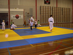 "zomerspelen 2013 Judo clinic • <a style=""font-size:0.8em;"" href=""http://www.flickr.com/photos/125345099@N08/14220776797/"" target=""_blank"">View on Flickr</a>"